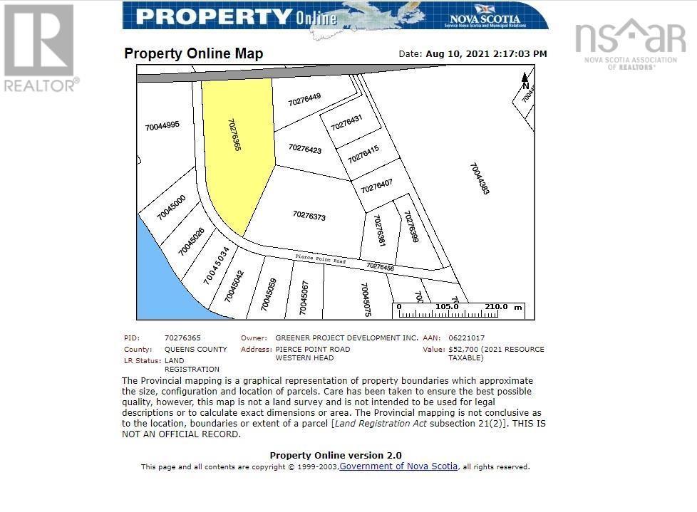 Lot 4-1 Pierce Point Road, Western Head, Nova Scotia  B0T 1G0 - Photo 8 - 202120652